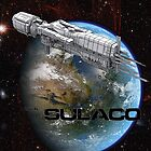 USS Sulaco by halo13del