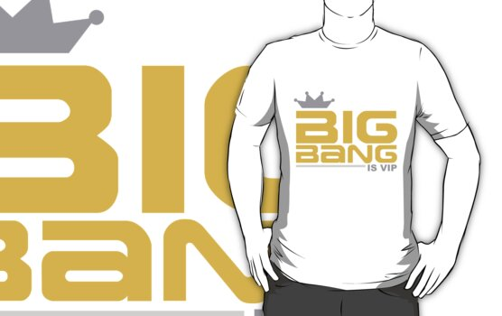 Big Bang is VIP by fyzzed