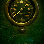 Steam Punk Gauge (William G. Mather) by Christopher Herrfurth