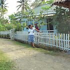 My Honey at Home    Philippines by Kim Vaughn Sowards
