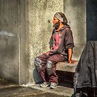 Homeless in Seattle by Randy Turnbow