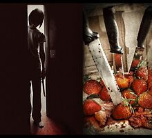 Strawberry Massacre by Ruberman Rodriguez