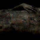 PAINTED NUDE  by scarletjames