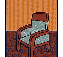 A chair by baggelboy