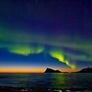 Aurora oval by Frank Olsen