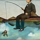 Sky Fishing by Catrin Welz-Stein