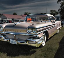 1958 Oldsmobile Eighty-Eight by PhotosByHealy