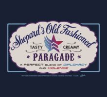 Paragade Soda Logo Purple by efleck