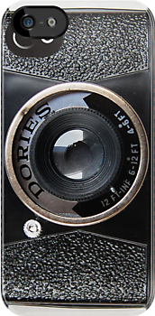 Vintage Dories Camera by CaseBase