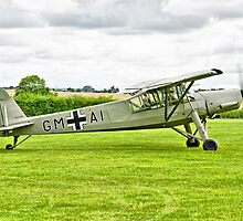 The Fieseler Fi 156 Storch by Chris Thaxter