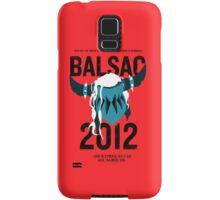 Balsac 2012 Samsung Galaxy Case/Skin
