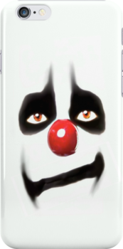 CLOWN FACE 2 by ALIANATOR