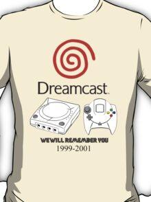 Dreamcast 4 Life T-Shirt