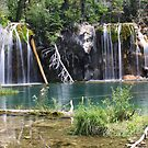 Hanging Lake by Eric Glaser