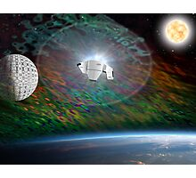 Out of Hyperspace Photographic Print