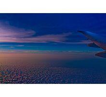 Flight to New York Photographic Print