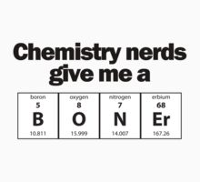 Got a BONEr for chemistry. by creepyjoe