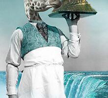 giraffe waiter 02 by vinpez