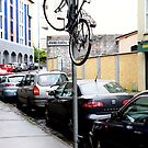 Bike Parking on High by JoeTravers