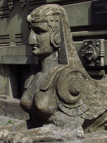 Art Nouveau, Alberta Iela, Riga by wiggyofipswich