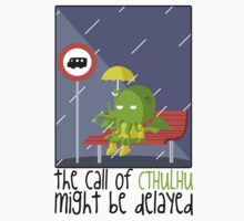 The Call of Cthulhu by carthx
