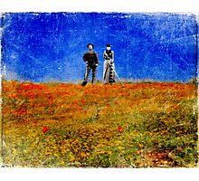 you make my soul blossom Photographic Print