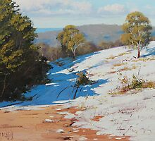 Australian Winter Sunny Corner by Graham Gercken