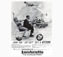 Vintage Lambretta Advert by Scooterist