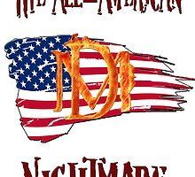All-American Nightmare Design IV by DMurdoch1388