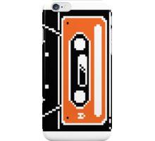 8 Bit Cassette Tape iPhone Case/Skin