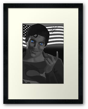 Truth, Justice and the American way by JillySB