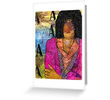 Deep in Thought Greeting Card