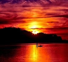 CRANBERRY SUNSET by RoseMarie747