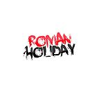 Roman Holiday (White)  by MinajFeenz
