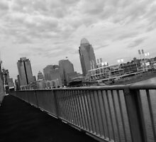 Walking the Roebling by Jeanne Sheridan