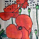 A Poppy Crossword by Alexandra Felgate