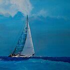 Sails  by Juliette  Perales