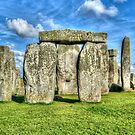 Stonehenge by Thasan