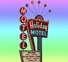 Holiday Motel by Kezzarama