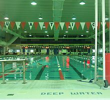 Swimming Facility - United States Olympic Training Center by BarbL