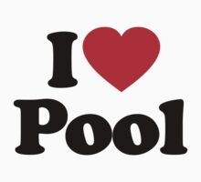 I Love Pool by iheart