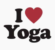 I Love Yoga by iheart