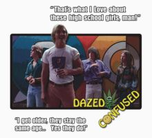 Dazed & Confused - Wooderson by TwistedBiscuit