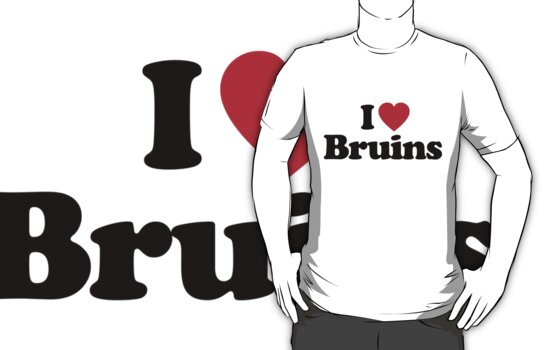 I Love Bruins by iheart