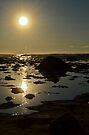 Half Moon Bay Sunset by VincenzoL