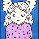 Tiny Angel by Anita Inverarity