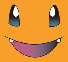 Charmander's face by Alessandro Ionni