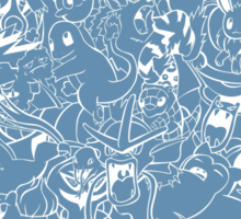 Pokémaniac Sticker