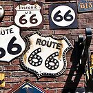 Route 66 by RocketDesigns