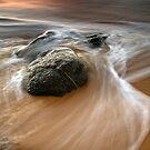 Beach stones by donnnnnny